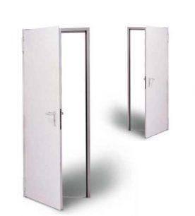 Porte acustiche fonoisolanti