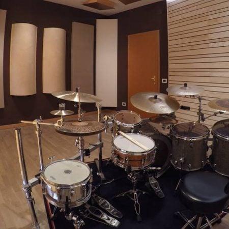 Trattamento acustico di Studi di registrazione, Sale prova, Home Cinema