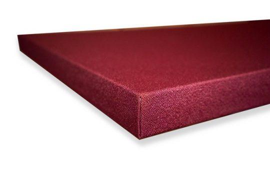 pannelli fonoassorbenti fibra di poliestere e stoffa