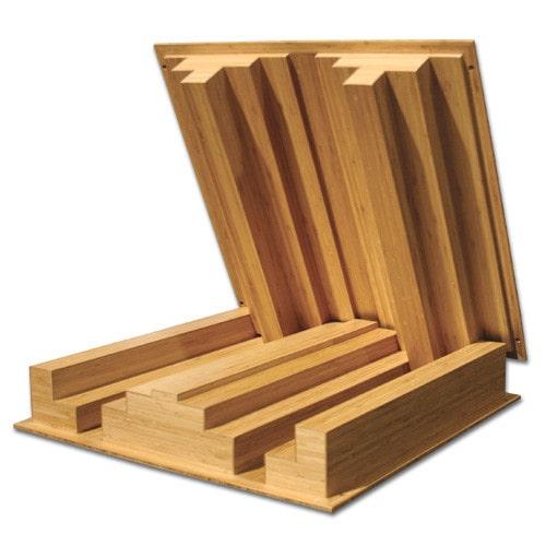 diffusore qrd legno