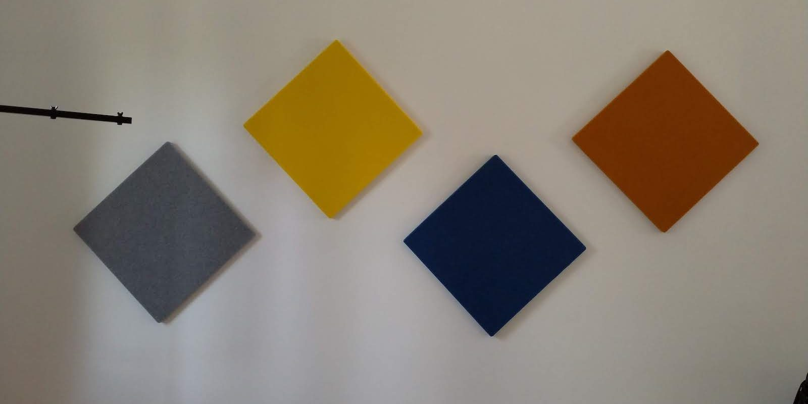 pannelli fonoassorbenti aula scolastica autex