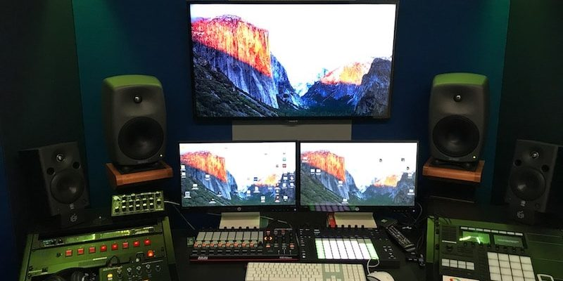 control room custom