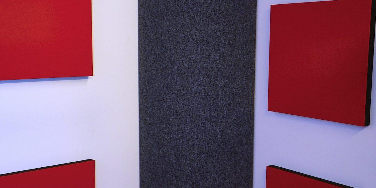 trattamento e isolamento acustico sala prove