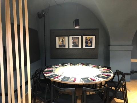 pannelli fonoassorbenti bar caffe pasticceria