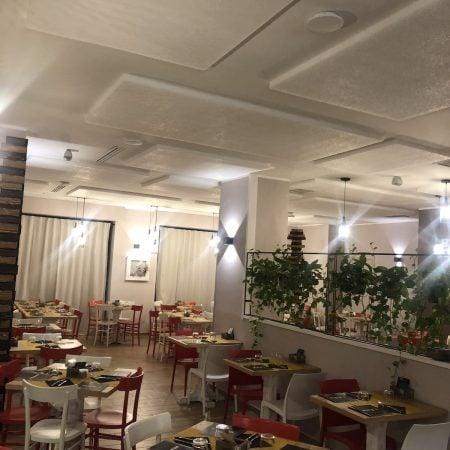 Correzione Acustica Pizzeria Gourmet Margot  – Lecce