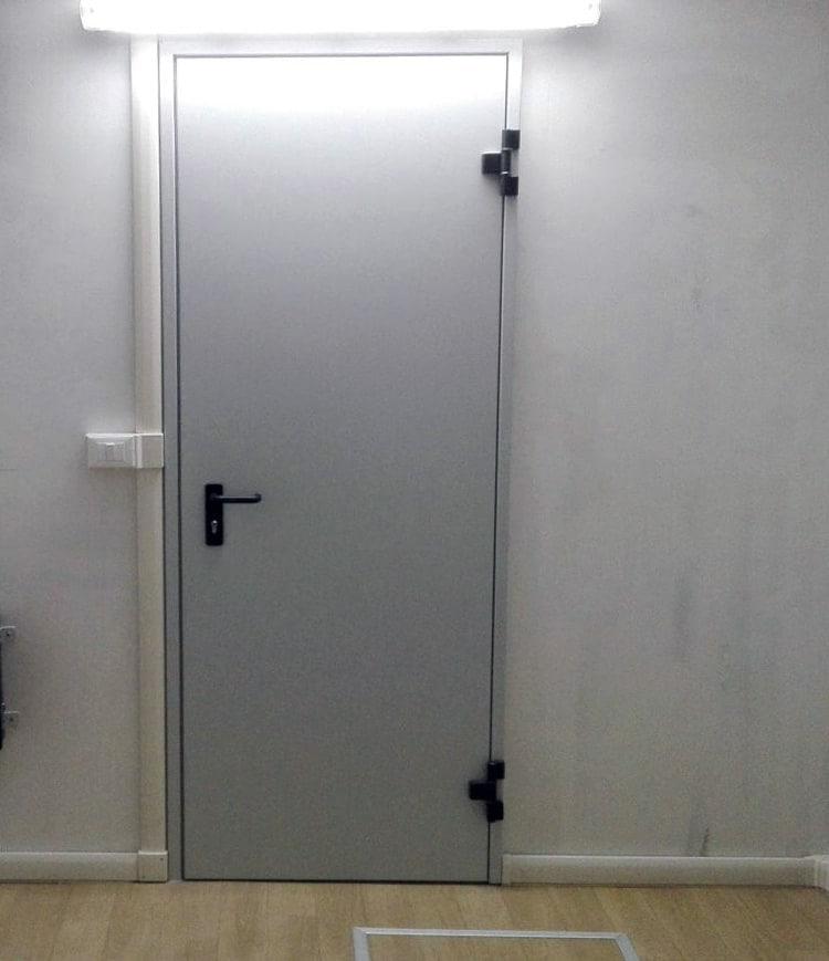 Porta fonoisolante Abbattimento acustico 50-55dB
