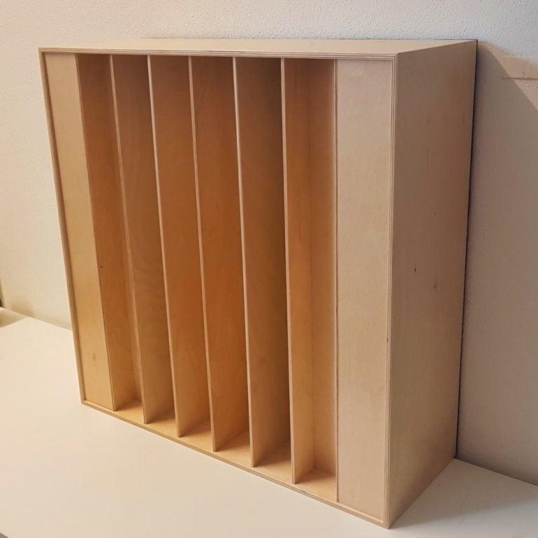 Diffusore QRD 1D legno 7 elementi