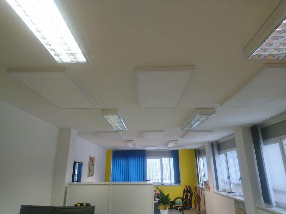 pannelli fonoassorbenti ufficio
