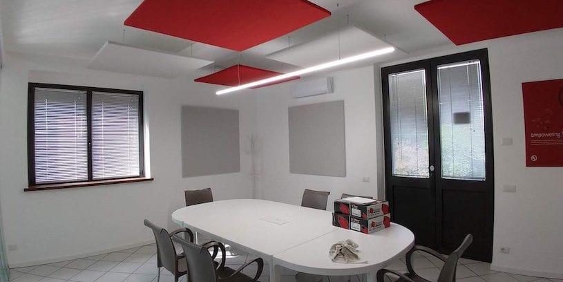 pannelli fonoassorbenti per ufficio