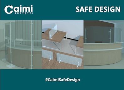 pannelli e schermi divisori caimi safe design