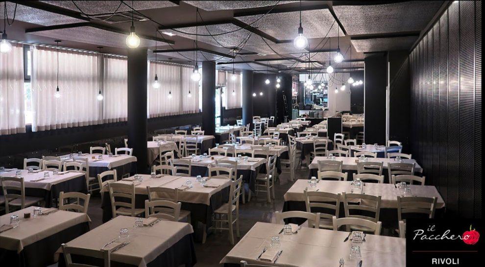 pannelli fonoassorbenti ristorante