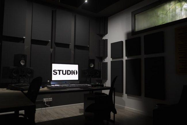 trattamento acustico studio 1 federico Scavo