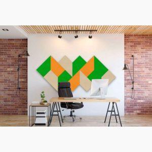 pannelli fonoassorbenti shapes