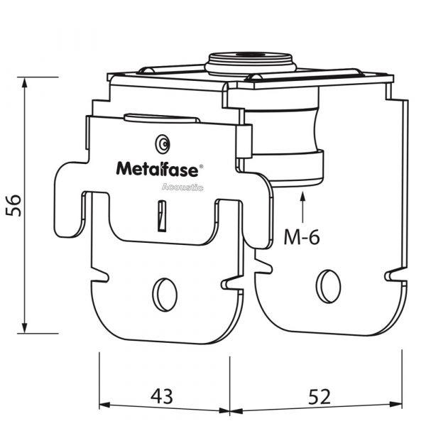 Sospensioni elastica MF002