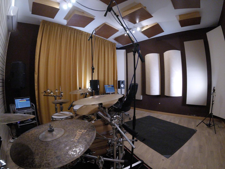 Zarbadrum studio acustico